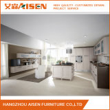 Modern Kitchen Cabinet Manufacture Light Wooden Kitchen Cabinet