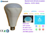 Support Mobile APP Smart Wireless Lighting Bulb with Stereo Speaker