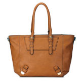 The Simple Style Brown Color Shoulder Bag (MBNO035105)
