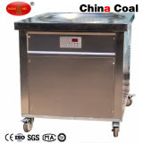 Single Ice Cream Pan Machine