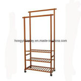 Stainless Steel Garment Rack with Cooper Color, Coat Rack