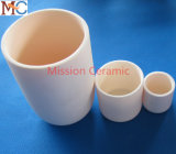 High Form or Low Form Alumina Ceramic Crucible