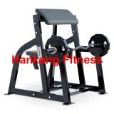 fitness equipment, body building machine, gymnasium, hammer strength, Seated Arm Curl (HS-4018)