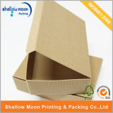 Disposable Kraft Square Bottom Paper Packaging Box (AZ123105)