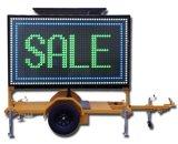 Australian Standard Solar Traffic LED Trailer Signs Vms