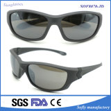 Soflying PC Frame Polarized Lens Sports Sunglasses for Cycling Running