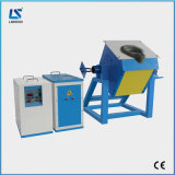 IGBT Medium Frequency Induction Aluminium Scrap Melting Furnace