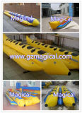 Double Water Inflatable Banana Boat for Summer Water Toy (MIC-041)