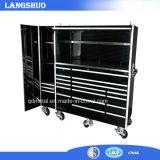 Professional Heavy Duty Steel Movable Cabinet with Side Locker