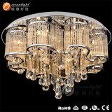 Bathroom/Restaurant Modern Ceiling Lighting, Crystal Ceiling Light Lamp Chandelier (OM7715)