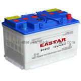 578412 Dry Charged Car Battery 12V74ah