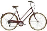 8 Speed Hi-Ten Steel Dutch Bike
