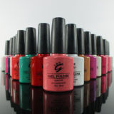 Ibn Non-Toxit Flexible Gel Polish with 134 Colors 10 Ml MSDS&SGS Certificate
