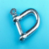 Commercial Type Chain Shackle with Screw Pin