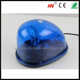 Blue Dome Halogen Rotating Beacon
