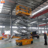 8m Mobile Electric Lift Work Platform with Cheap Price