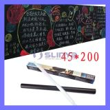 Removable Peel and Stick Kids Chalkboard Wallpaper Decal Blackboard Sticker