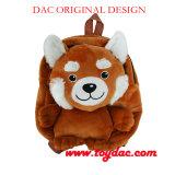 Original New Week DIY Plush Red Panda Bag