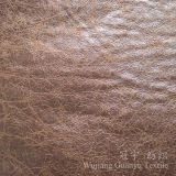 Polyester Leather Microfiber Suedette Fabric Compound for Home Uses