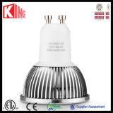 High Lumen 100lm/W CREE/Sharp LED GU10 COB LED Bulb Dimmable