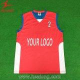 Healong Customized Sublimation Basketball Wear for Team Club