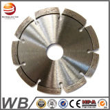 Laser Welded Diamond Saw Blade for Cutting Concrete/Diamond Cutting Tools
