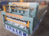 Double Layer Color Steel Roof and Wall Panel Roll Forming Machine