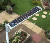 20W Integrated Solar Street Light, All in One Street Light