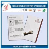PVC Plastic Hotel Door Lock RFID Contactless Smart Card
