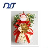 Particle Bubble Ball Station Santa Claus Decoration Pack