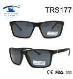 2017Italy Fashion Popular Classical Frame Tr90 Sunglasses (TRS177)
