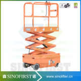 3m 4m Electric Mobile Portable Automatic Small Elevator