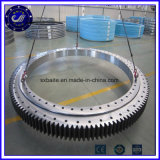 Slewing Ring Bearings for Wind Turbine Carbon Steel Seamless Rolled Steel Forging Rings