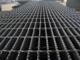 Serrated Anti-Skid Galvanized Steel Grating