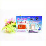 Hot Selling Unlock Card R SIM Air2/ Rsim Air2 for iPhone 4S/5/5c/5s (R-sim air2)