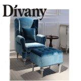 Modern Living Room Furniture Classic Fabric Sofa (LS-116)