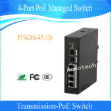 Dahua 4-Port Poe Managed Switch (PFS4206-4P-120)