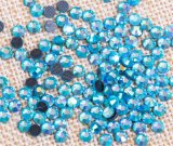 Ss10 Hotfix Rhinestone with Czech Glue Back Loose Crystal Beads Rgd-016