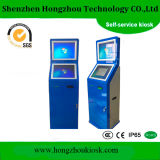 New Type LCD Digital Touch Screen Kiosk with Dispenser