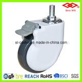 High Quality Swivel Screw Locking Medical Castor (L135-34E100X30S)