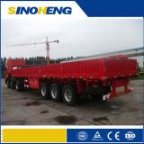 Wall Side Cargo Truck Trailer, 3 Axle Cargo Trailer Truck for Africa