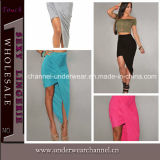 on Sale Sexy Lady Ruched Skirt (T71065)