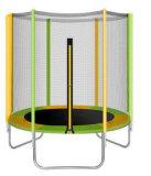 48 Inch Indoor Kids Trampoline with Safety Net
