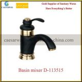 Black Sanitary Ware Water Tap Basin Faucet