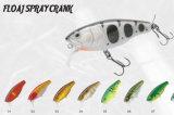 New Product Float Spray Crank Good Swimming Hard Lure Fishing Lure Fishing