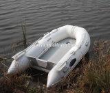 Liya 2m-3.3m Inflatable Pontoon Fishing Boat for Pleasure