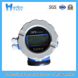 Blue Carbon Steel Electromagnetic Flowmeter Ht-0226