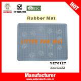 Pet Mat, Rubber Mat (YE70727)