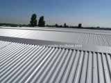 Anti Corrossion Galvalume Roof Sheets Corrugated Aluzinc Steel Wall Panel