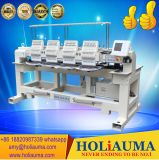 China Top Quality 4 Heads Commercial Dahao Computer Embroidery Machine Price Cheap Hat Lace T-Shirt Embroidery Machine